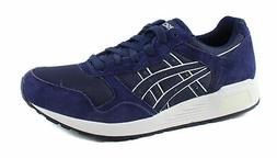 ASICS Mens Lyte-Trainer Peacoat/Peacoat Running Casual Shoes