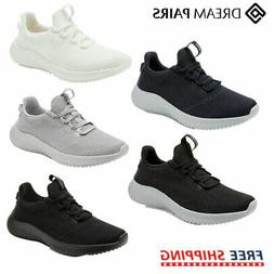 DREAM PAIRS Mens Mesh Running Shoes Lightweight Breathable F
