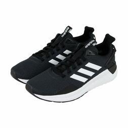Mens Adidas Questar Ride Black Athletic Running Sport Shoe D