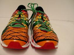 Mens Asics running shoes GEL-KINSEI 5 multi color size 10 us