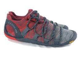 Mens Merrell Vapor Glove 4 3D Vibram Black Trail Running Sho