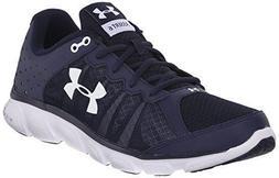 Under Armour Micro G Assert 6, MEN'S Running Shoes, Navy Blu