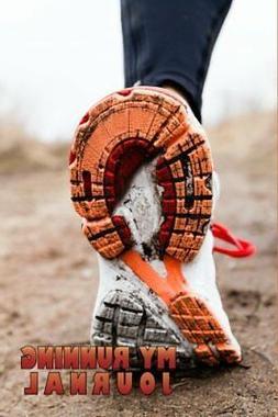 my running journal red orange shoe 6
