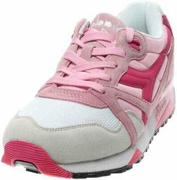 Diadora N9000  Nyl Running Shoes Pink - Mens - Size 4 D