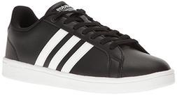 Adidas Men's Neo Cloudfoam Advantage Stripe Sneakers  - 8.5