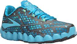 Brooks Women's Neuro Atomic Blue/Bluefish/Nightlife Sneaker