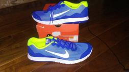 NEW $69 Mens Nike Flex Experience RN 4 Running Shoes, size 1