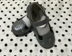 New See Kai Run Anna Toddler Girls Shoes Size 9.5 In Gray