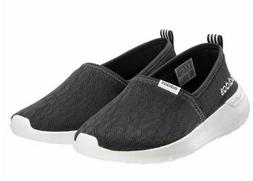 New - Adidas Cloud Foam Lite Racer Black Women's Slip-On Run