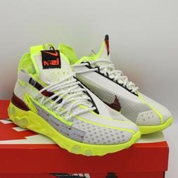 New Nike CT2692-002 React ISPA Platinum Running Shoes Women'