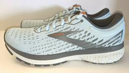 NEW- Brooks Ghost 13 Running Shoes Size 8 B, Baby Blue, 1203