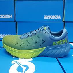 NEW HOKA 1099721/SBLG MACH 2 Storm Blue/Lime Green Men's Run