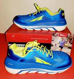 New In Box-Altra Blue Duo AFM1838F-4-090 Mens Size 9 US Runn