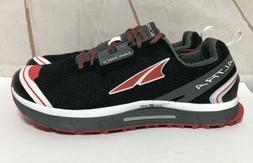 *NEW!* Altra Lone Peak 2.0 Mens Trail Running Shoes Black /