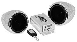 New BOSS Audio Systems MC520B 600-Watt Motorcycle/ATV Sound