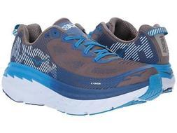 New Men's Hoka One One Bondi 5 Running Shoes Size 10 2E Wide