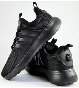 NEW Adidas Men's CF Lite Racer Size 11.5 BB9819 Black/Black