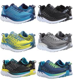 New Men's Hoka One One Clifton 4 Running Shoes Size 9.5-15 L