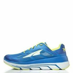 NEW Altra Men's Duo Lace-Up Athletic Running Shoes - Blue/Wh