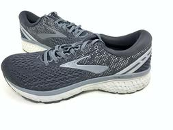 NEW! Brooks Men's Ghost 11 Running Shoes Charcoal/Gray #1102