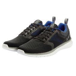 NEW Reebok Men's Prime Runner PT 3.0 Black Navy Blue Running