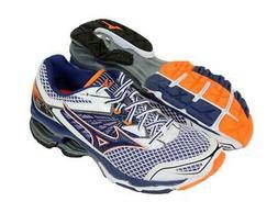 New Men's Mizuno Wave Creation 18 Running Shoes Size 9 White