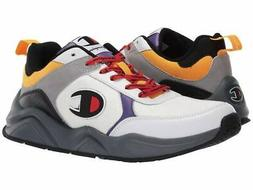 NEW MENS CHAMPION 93EIGHTEEN BLOCK RUNNING/CASUAL SHOES - 12