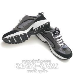 New Mens Skechers Air Cooled Memory Foam Sneaker Walking Run