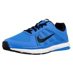 NEW MEN'S NIKE DART 12 RUNNING SHOES!!! IN BLUE BLACK WHIT