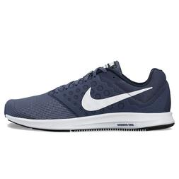 NEW MEN'S NIKE DOWNSHIFTER 7 RUNNING SHOES! IN NAVY BLUE A