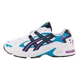 NEW Mens Asics Gel-Kayano 5 OG Running Shoes White / Midnigh