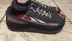 New Men's Altra Olympus 2.0 Running Shoes Size 13 Grey/Red