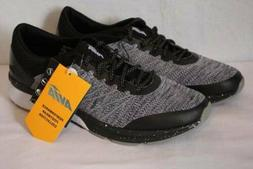 NEW Mens AVIA Tennis Shoes Size 9 1/2 Gray Black Athletic Sn