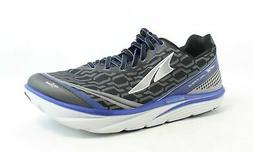 New Altra Mens Torin Iq Black/Blue Running Shoes Size 10.5
