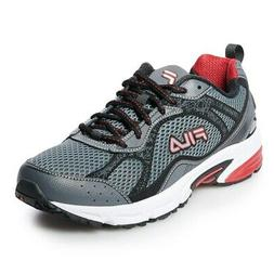 New! Mens Fila  Windshift 15 Running Sneakers Shoes - Wide -