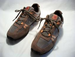 NEW TIMBERLAND OUTDOORS PROPEL RUNNING TRAIL SHOES SUEDE SIZ