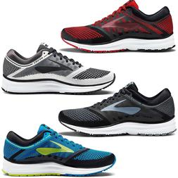 New BROOKS Revel Mens Knit Road Running Shoes