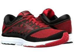 NEW Brooks Revel Mens Red & Black Running Shoes 10, 10.5, 11