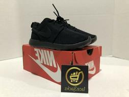 New Nike Roshe One Black Running Shoes Training Sneakers Boy