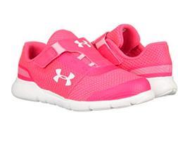 New Under Armour Surge Toddler Girl Penta Pink Running Shoes