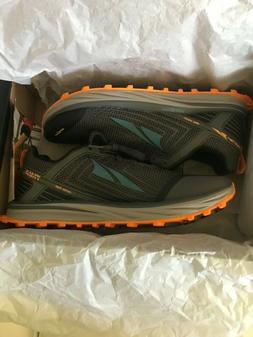 New ALTRA TIMP 1.5 TRAIL Running Shoes Men's size 11.5 Gray