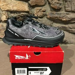 New ALTRA TIMP  Men's Trail Running Shoes Comfort Grey/black