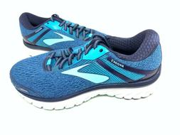 NEW! Brooks Women's Adrenaline GTS 18 Running Shoes Blu/Mnt