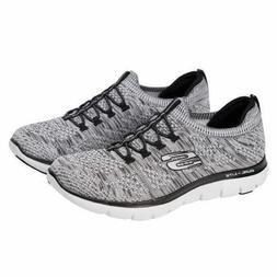 *NEW* Skechers Women's Flex Appeal 2.0 Bungee Slip-On Shoes