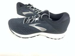 NEW! Brooks Women's Revel 2 Running Shoes Lace Up Charcoal/B
