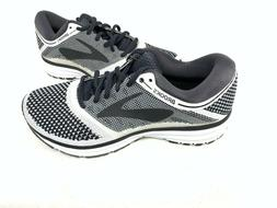 NEW! Brooks Women's Revel Running Shoes Lace Up Black/Wht #1