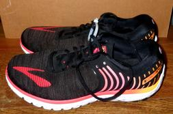 NEW WOMENS BROOKS PUREFLOW 6 BLACK PINK 1202371B068 RUNNING
