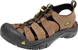 KEEN Men's Newport Sandal,Bison,11 M US