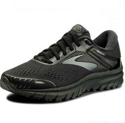 f74fbd556e2 Editorial Pick NIB MEN BROOKS 110271 026 ADRENALINE GTS 18 BLACK RUNNING SH