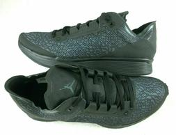 Nike Jordan Mens 88 Racer Running Training Shoes Black Anthr